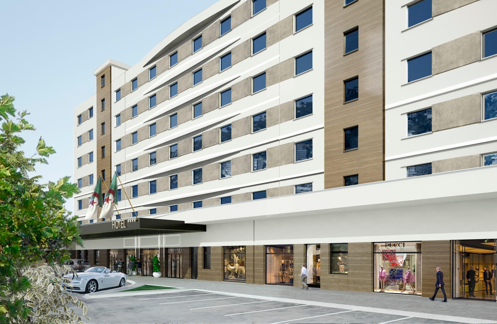 HOTEL 3 ESTRELLAS EN ARGELIA